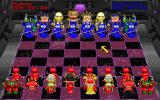 Battle Chess 4000 DOS Starting a new game