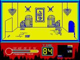 The Rocky Horror Show ZX Spectrum The room opened by that first key