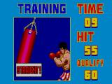 Rocky SEGA Master System Training #1 - Where Did He Get Those Trunks????