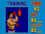 Rocky SEGA Master System Training #2 - Now Wearing Apollo's Trunks!