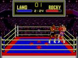 Rocky SEGA Master System Come On, Balboa. Come On, Weakling!!