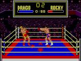 Rocky SEGA Master System What A Fight!!!!