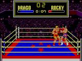 Rocky SEGA Master System Both Fighters Are Tired