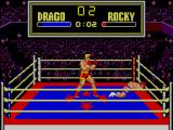 Rocky SEGA Master System Rocky On The Floor For The 15th Time!!!!