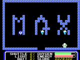 Space Camp MSX How cute, it's my name