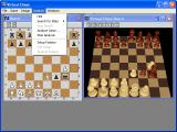 Virtual Chess Windows Analysis menu