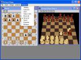 Virtual Chess Windows Window menu