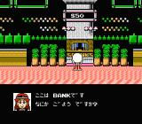 American Dream NES Exchange money for tokens at the bank