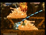 Metal Slug: Super Vehicle - 001 PlayStation Metal Slug in a trouble against Super Tanks: now, it's time to use lots of turret guns and cannons!