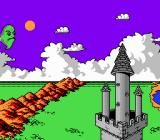 Wizards & Warriors III: Kuros - Visions of Power NES Malkil arrives to take over the peaceful kingdom