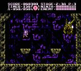 Ninja Gaiden III: The Ancient Ship of Doom NES Stage 2 boss