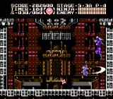 Ninja Gaiden III: The Ancient Ship of Doom NES Stage 5 boss -- the true form of the bio-noid that impersonated Ryu at the start of the game