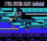 Ninja Gaiden III: The Ancient Ship of Doom NES At the start of stage 7, you finally battle to get into the game's eponymous ancient ship of doom