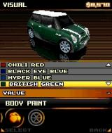 Asphalt: Urban GT 2 N-Gage All factory paint colours are available