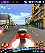 Asphalt: Urban GT 2 N-Gage ...so the best course out is to deploy triple nitro and get the hell out!