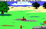 King's Quest IV: The Perils of Rosella DOS SCI: A musician