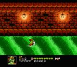 Toxic Crusaders NES Sewer level