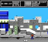 Skate or Die 2: The Search for Double Trouble NES I'm chased by a dog. How exciting.