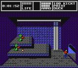 Skate or Die 2: The Search for Double Trouble NES Fighting evil snakes.