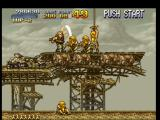 Metal Slug: Super Vehicle - 001 PlayStation Now, Marco finds a place where 4 hostages wait for freedom: quickly, two of them are freed at once.