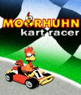 Moorhuhn Kart Racer J2ME Title screen