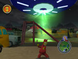 The Simpsons: Hit & Run Windows Evil Homer and a UFO?! Sweet!