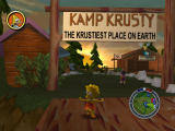 The Simpsons: Hit & Run Windows Kamp Krusty