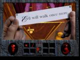 Roberta Williams' Phantasmagoria DOS I bet this fortune teller machine doesn't get much repeat business