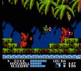 G.I. Joe: A Real American Hero NES Entry mission of the first level