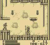 Castlevania II: Belmont's Revenge Game Boy Cloud Castle