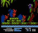 G.I. Joe: A Real American Hero NES The boss at the end of the level 1 escape mission -- Range Viper