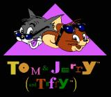 Tom & Jerry NES Title screen