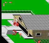 Paperboy 2 NES Running over people with a bicycle is not nice
