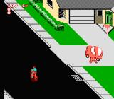 Paperboy 2 NES I always wanted to see what exactly people were doing under their cars