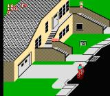 Paperboy 2 NES This is certainly a nice house...