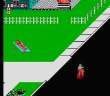 Paperboy 2 NES Ooooh, baby! Sorry, I don't have time for you now, gotta finish capturing Paperboy 2 screenshots for MobyGames!
