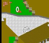 Paperboy 2 NES This is the death animation when the poor paperboy tries to ascend the stairs on his bike