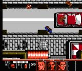 Mission: Impossible NES Hit by a car. Next agent, please!