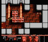 Mission: Impossible NES Be careful, if the fire touches you, you are dead