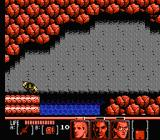 Mission: Impossible NES No self-respecting agent can swim. Entering the water results in immediate death