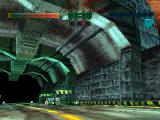 Tunnel B1 SEGA Saturn The game looks all kinds of nice, especially for Saturn.