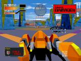 Cyber Sled PlayStation Cybersled is essentially Atari 2600 game Combat, but with fancy 3D graphics.