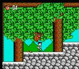 Hook NES The crazy monkey throws bananas at me.
