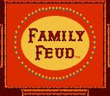 Family Feud NES Title screen