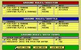 Tony La Russa's Ultimate Baseball DOS Game System Adjustment