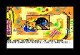 Lucky Luke Amstrad CPC Exploring the Mine (French Version)...