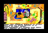 Lucky Luke Amstrad CPC Visiting the Comanches (French Version)...
