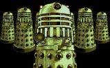 Dalek Attack DOS Your menacing enemies, the Daleks