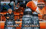 Dalek Attack DOS Title screen