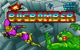 Bug Bomber DOS Title screen (VGA)